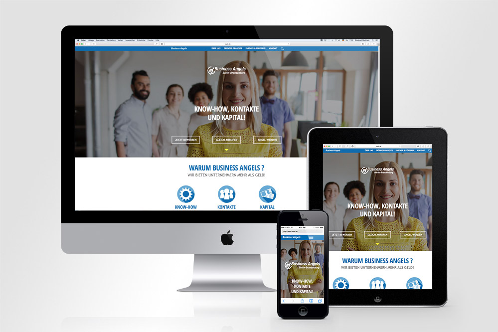 Webdesign Business-Angels