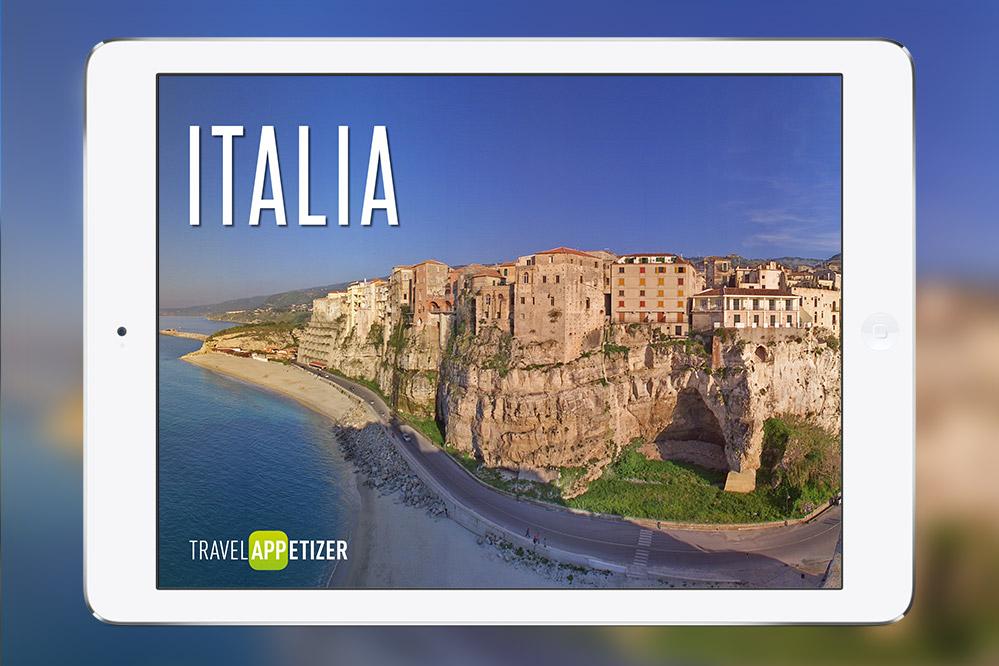 Tourismus-App Italia
