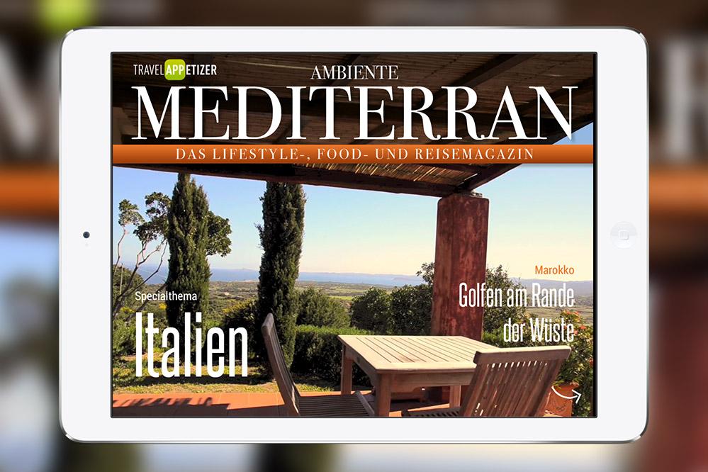 Tourismus-App Ambiente Mediterran
