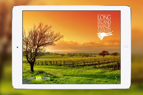 Tourismus-App Ambiente Long Island Wine Country