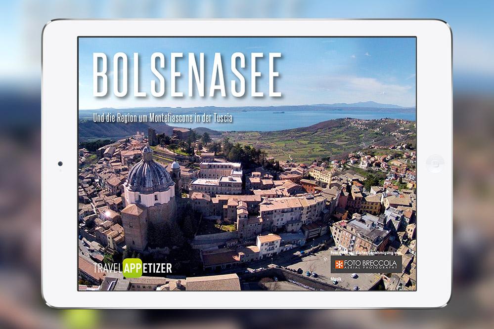 Tourismus-App Ambiente Bolsenasee