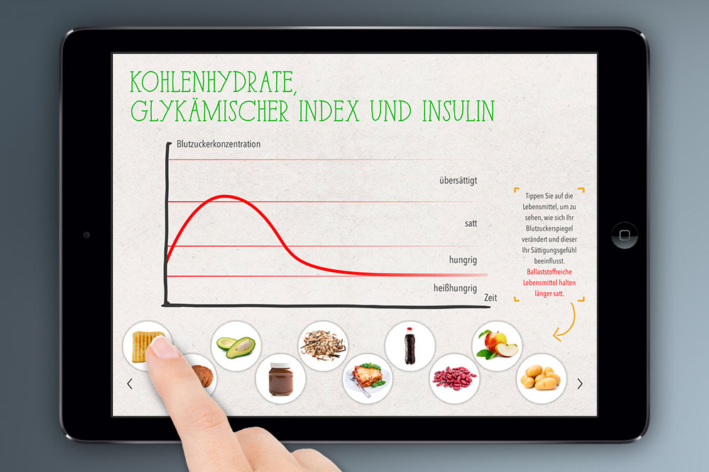 healthcare-apps Kohlenhydrate