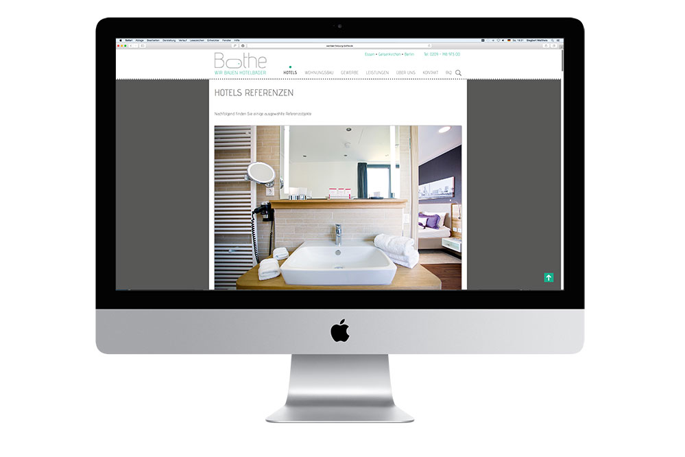 webdesign Bothe Gmbh